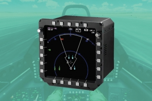 F-22 Primary Multi-Function Display (PMFD)