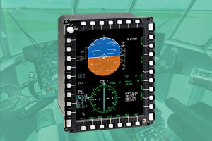 C-130 AMP Color Multi-Function Display (MFD)