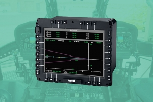 UH-60M Multi-Function Display (TBOS)