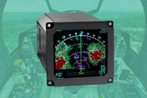 F-15 Enhanced Engine Monitor Display (EEMD)