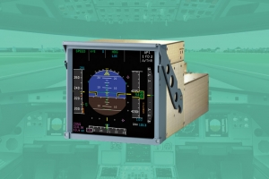 AIRBUS A320 / A330 / A340 Simulated Display Unit (SDU)