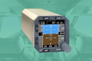 Boeing 737 Integrated Standby Flight Display (ISFD)