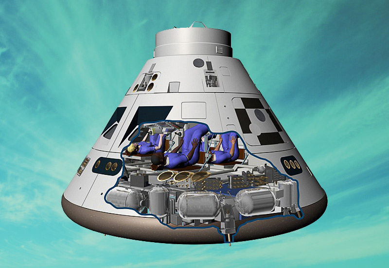 Orion Crew Exploration Vehicle Multi-Function Display (CEV ...