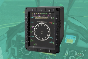 T-6B Multi-Function Display (MFD)