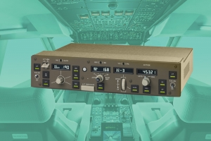 Boeing 777 Mode Control Panel (MCP)
