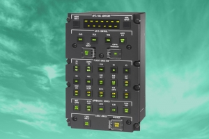 SH-70 Sikorsky Helicopter Automated Flight Control Systems Control Panel (AFCS)
