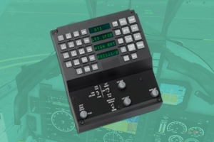 T-6B Up-Front Control Panel (UFCP)