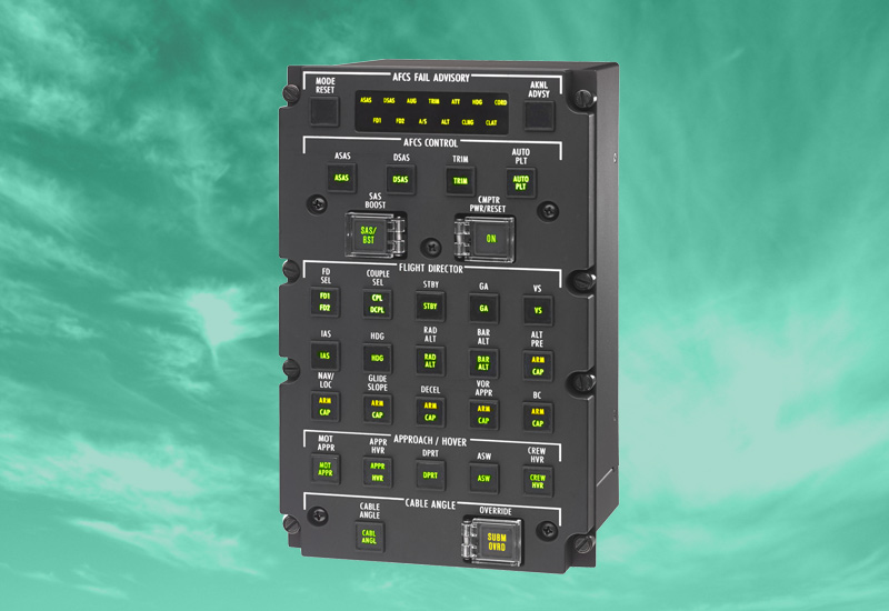 Automated Flight Control Systems (AFCS)